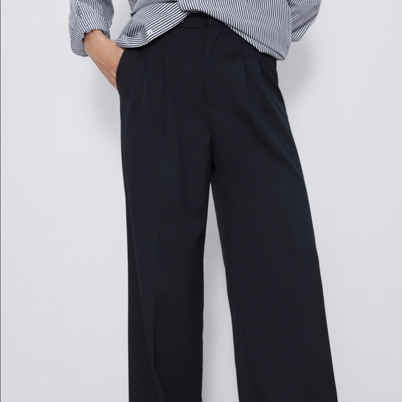 Zara Pants - Zara Wide Leg Pant
